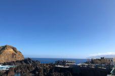 Vista mar esplêndida desde o estabelecimento de hospedagem.